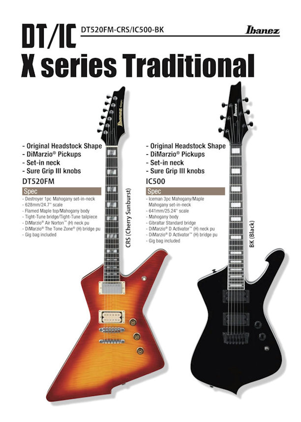 DT/IC X Series Traditional