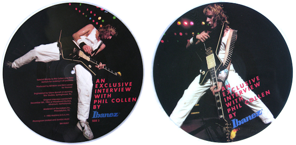 Picture Disk Images